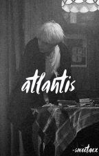 atlantis ➣ min yoongi. by -sweetaex