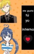 """Me gusta tu yo interno"" by Ladynoirlover"