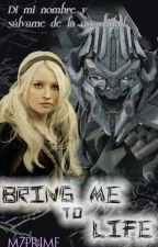 Bring Me To Life  Transformers  by MzPrime
