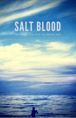 SALT BLOOD by cavalcar