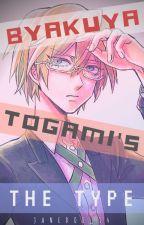 Byakuya Togami's the type by JaneDoe_14