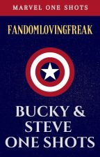 Steve Rogers, Bucky Barnes, & Peter Quill One shots and short stories by Fandomlovingfreak