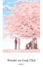 Kiseki No Sedai On Grup Chat  by nanodayo-san