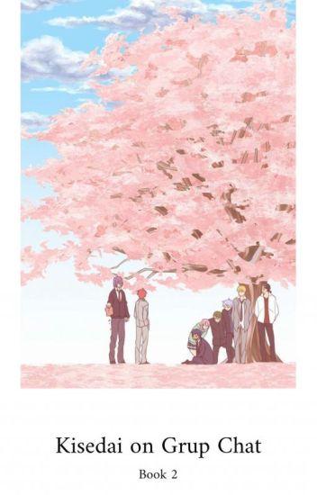Kiseki No Sedai On Grup Chat [end]