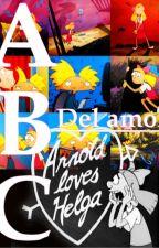 el A, B,  C, del amor by Anna-Karinna