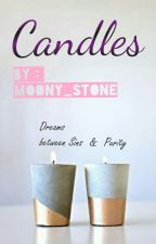 Candles.. by moony_stone