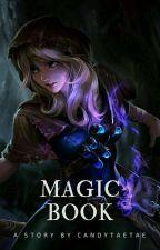 Magic Book by CandyTaeTae