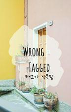 Na-wrong tag ako, dre! x yoonmin  by bbaexy