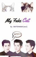 My Fake Cat by darthvaderyeol