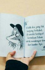 Bertepuk Sebelah Tangan by Dewiiishintaa