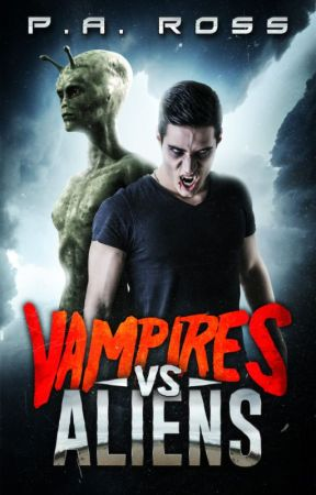 Vampires Vs Aliens by smiler_rossy