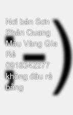 Nơi bán Sơn Phản Quang Màu Vàng Gía Rẻ 0918342277 không đâu rẻ bằng by thuyhong556677