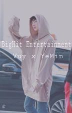 [Fanfictional Girl] BigHit Entertainment by __Vuy__