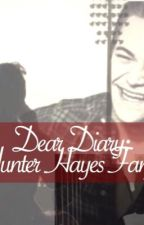 Dear Diary (a Hunter Hayes Fanfic) by tiffanibrewer