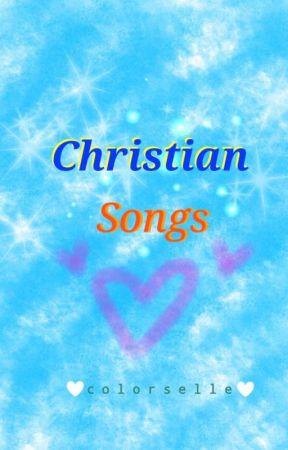 English christian songs lyrics