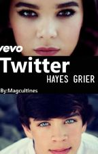 Twitter///Hayes Grier by MagcultInes