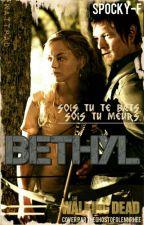 Bethyl The Walking Dead by Spocky-f