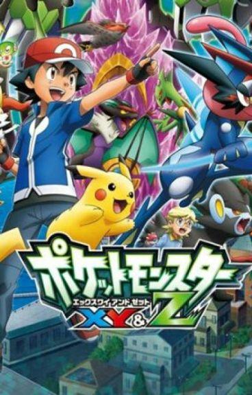 Legends Of Pokemon ( Cover )