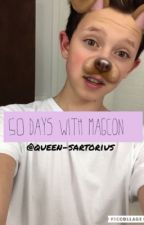 50 days with Magcon•Jacob Sartorius• by save-me-from-myselfx