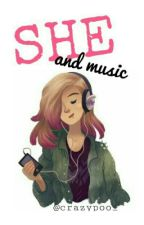 She and Music by CrazyPoo_