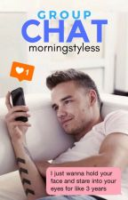 Group Chat // (l.p.) - Fanfiction, (Croatian) by morningstyless