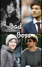 Bad Boss || Larry Stylinson by ZiamLarry4ever