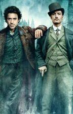 Шерлок Холмс by Dinaiya