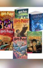 Harry Potter Series by realmaycarivera