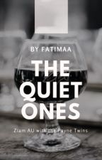 The Quiet Ones || Ziam Twin Au || by pastel-danny