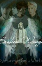 Broken Wings by HunHan_SeLu_World