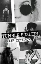 Tumblr Sözleri by elif_ceyda07