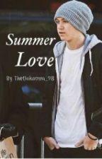 Summer Love by InfinateFlame_