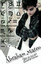 Abraham Mateo Zodiac by -BxnBruce