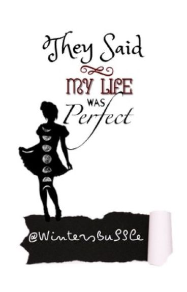 They Said My Life Was Perfect - Book 1