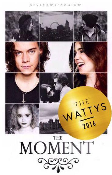 MOMENT ➵ The Wattys 2016 winner