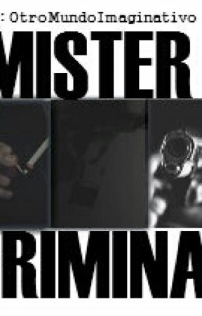 Mr.Criminal by OtroMundoImaginativo