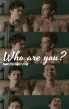 Who Are You? | Jonnor McBall by handstojonnor