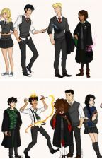 Demigods at hogwarts by axxion