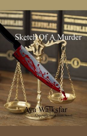 Sketch of a Murder by AyaWalksfar
