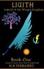 Liuith Legend Of The Winged Kingdom by MarkishaFernando