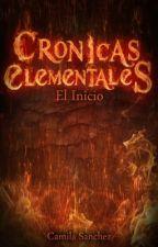 Cronicas Elementales: El Inicio by shoyii1