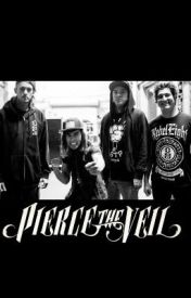 First time I've seen love  and last i'll ever need. (Pierce The Veil) by laegyk