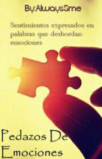 Pedazos De Emociones  by AlwaysSme