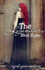 The Legendary Blue Eyes by xyreljeianpatriz