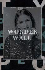 Wonderwall ▷ C. EVANS by starfragment