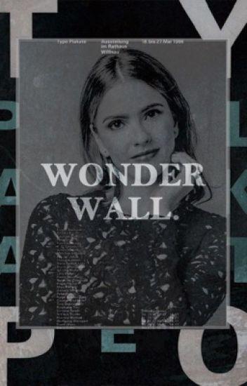 Wonderwall ▸ C. EVANS ✓