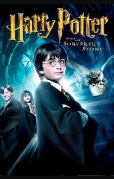 Harry Potter And The Sorcerers Stone Book 1 (Harry Potter  X Reader)