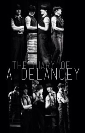 The Diary of a Delancey by mrsjackjackscott