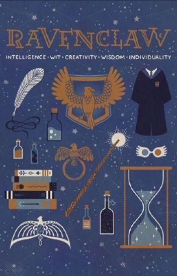Ravenclaw Pride book