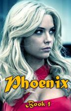 Phoenix (The Flash - Book 1) by ForeverMysticFalls